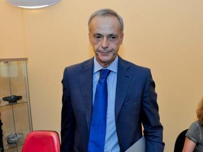 L'ex procuratore di Bari Antonio Laudati