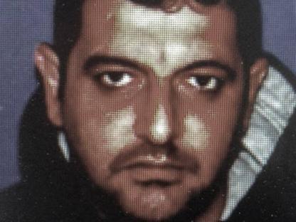 Raimondo Caputo, detto Titò, accusato dell'omicidio della bambina