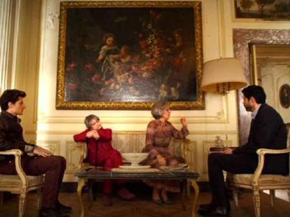 Alessandro Gassmann-Lojacono a Villa Livia