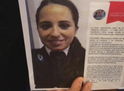 Angela Valeria Lepore, agente di polizia penitenziaria